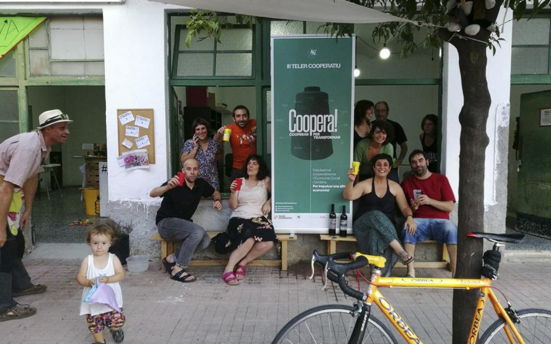 La Caserna, el nou espai d'economia social de Sabadell